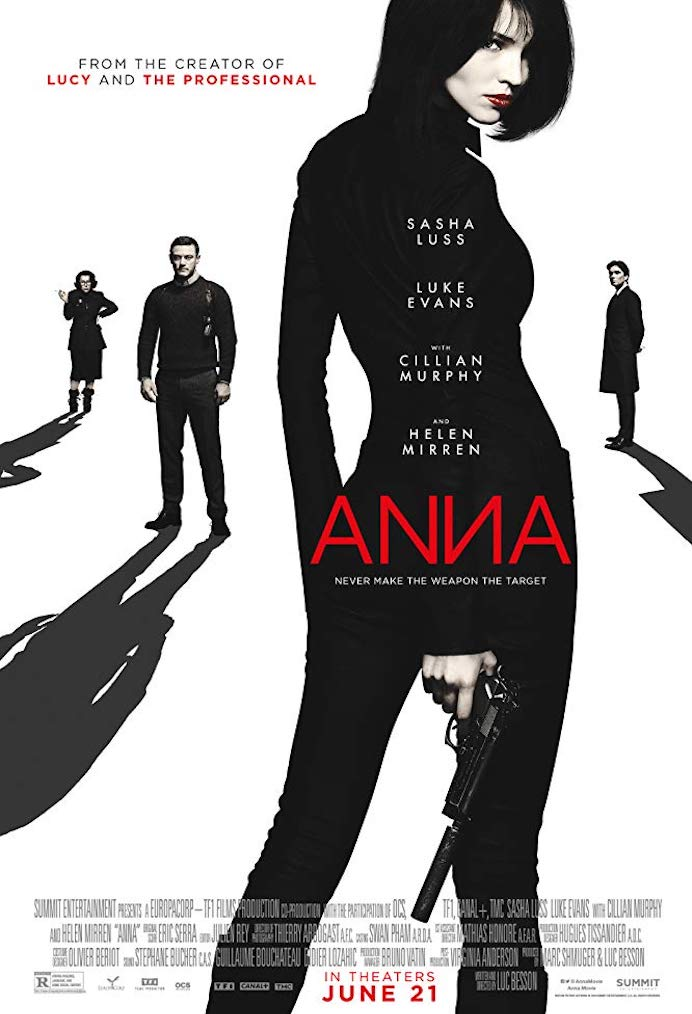 Movie poster for Anna