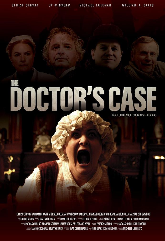 Movie poster for The Doctor's Case