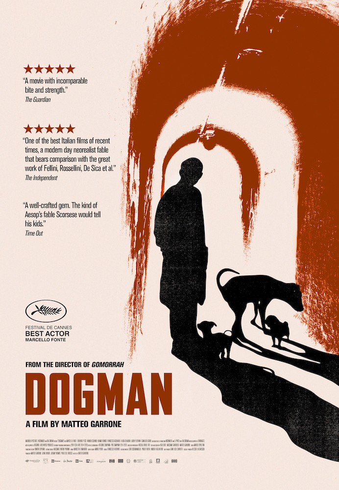 Movie poster for Dogman