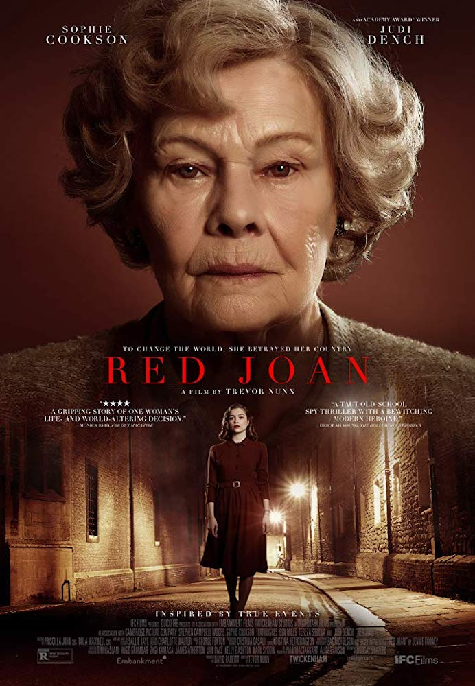Movie poster for Red Joan