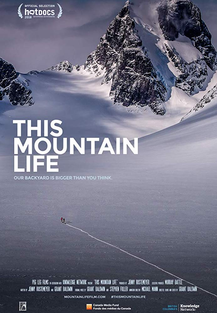 Movie poster for This Mountain Life