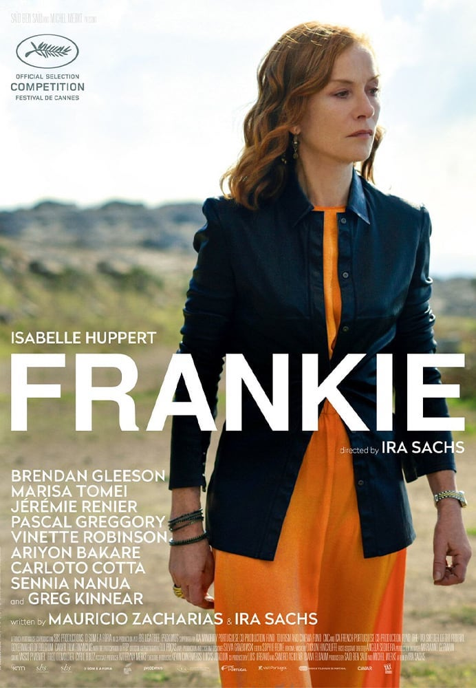 Movie poster for Frankie